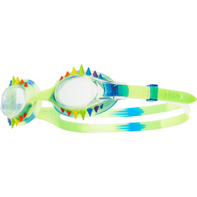TYR Swimple Spikes Tie Dye Goggles Kids blue/clear